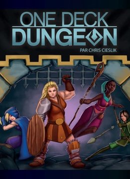 One Deck Dungeon V1.5 (FR)