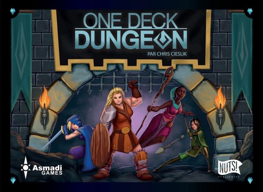 One Deck Dungeon V1.5 (FR)
