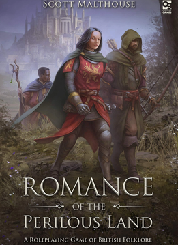 Romance of the Perilous Land RPG (EN HC)