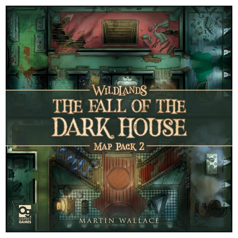 Wildlands - Map Pack 2: The Fall of the Dark House