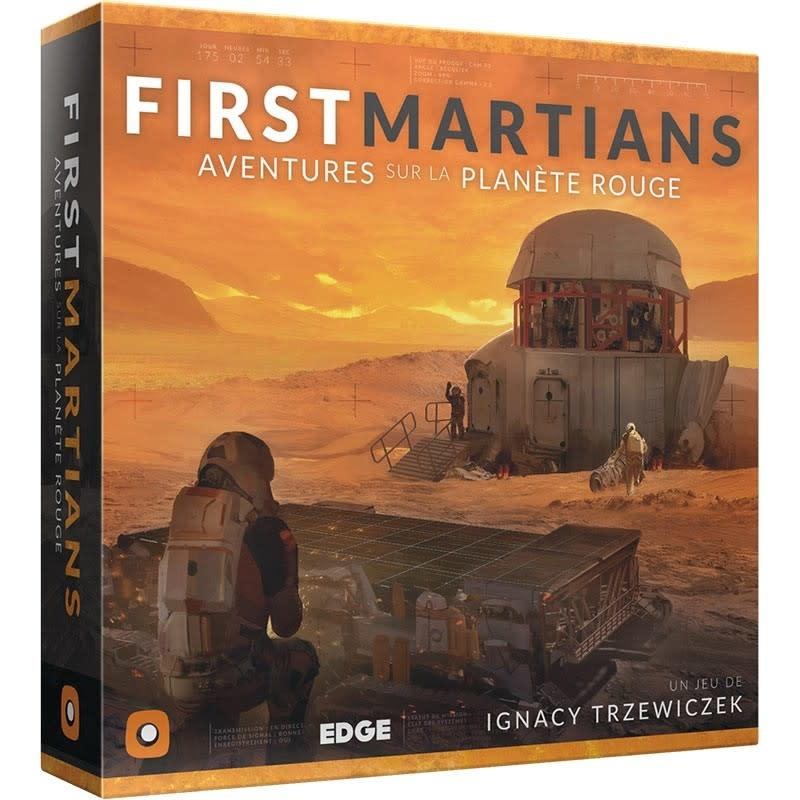 First Martians (FR)
