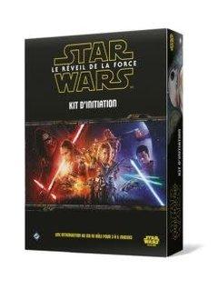 Star Wars le Reveil de la Force Kit d'Initiation
