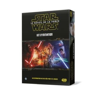 Star Wars le Reveil de la Force Kit d'Initiation