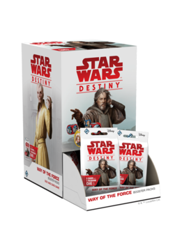 Star Wars Destiny - Way of the Force Booster Box