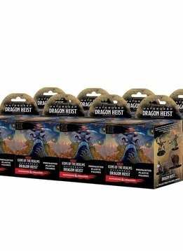 Icons of the Realm - Waterdeep Dragon Heist Booster Case
