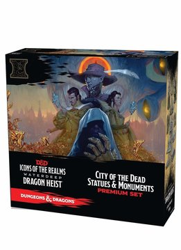 Icons of the Realms - Waterdeep Dragon Heist Case Incentive