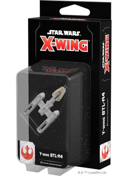 X-Wing 2E: Btl-A4 Y-Wing Exp. Pack