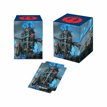 Guilds of Ravnica Izzet Deck Box
