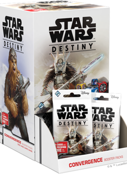 Starwars Destiny Convergence Booster Box