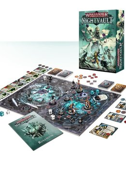 WH Underworlds Nightvault (English)