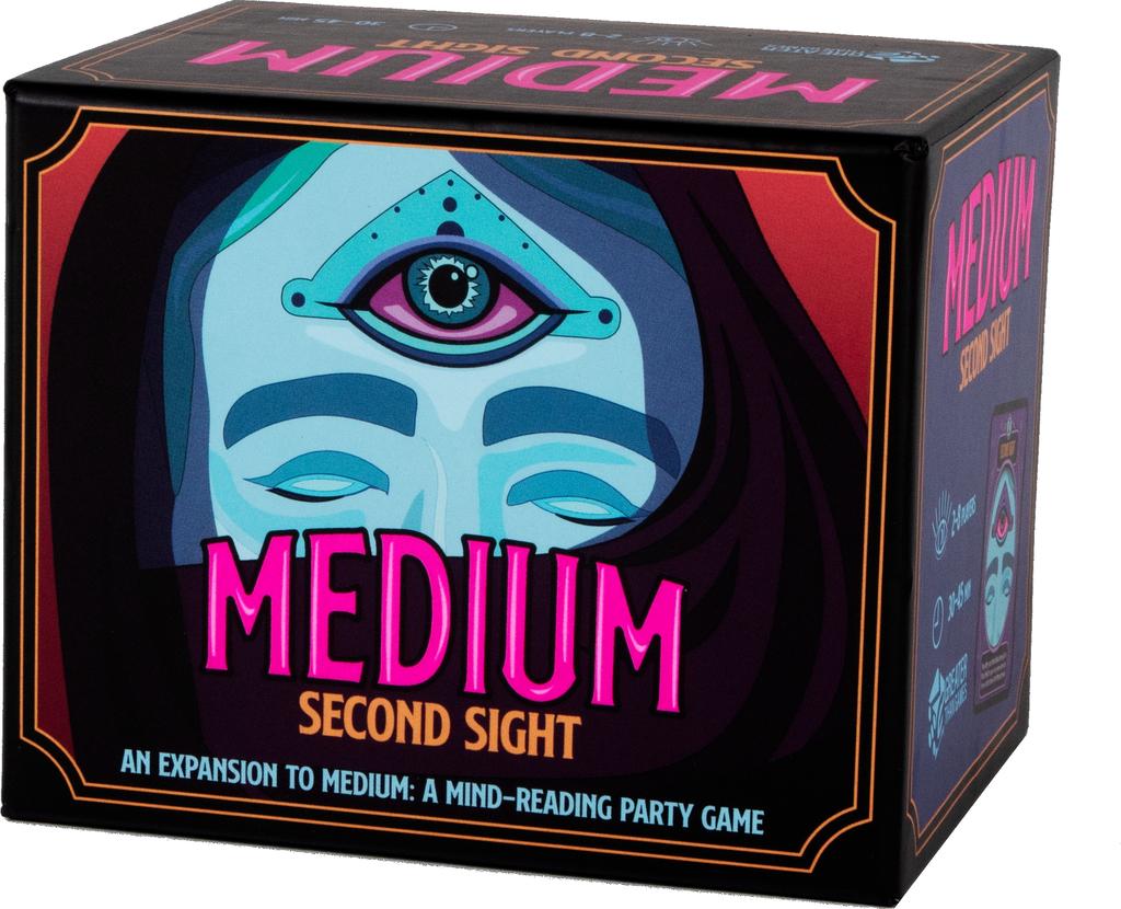 Medium: Second Sight Exp.