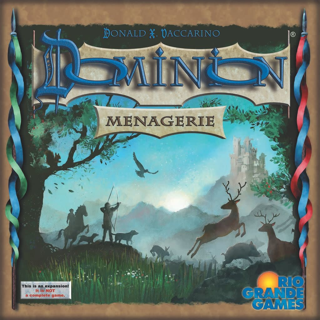 Dominion: Menagerie Exp. (EN)