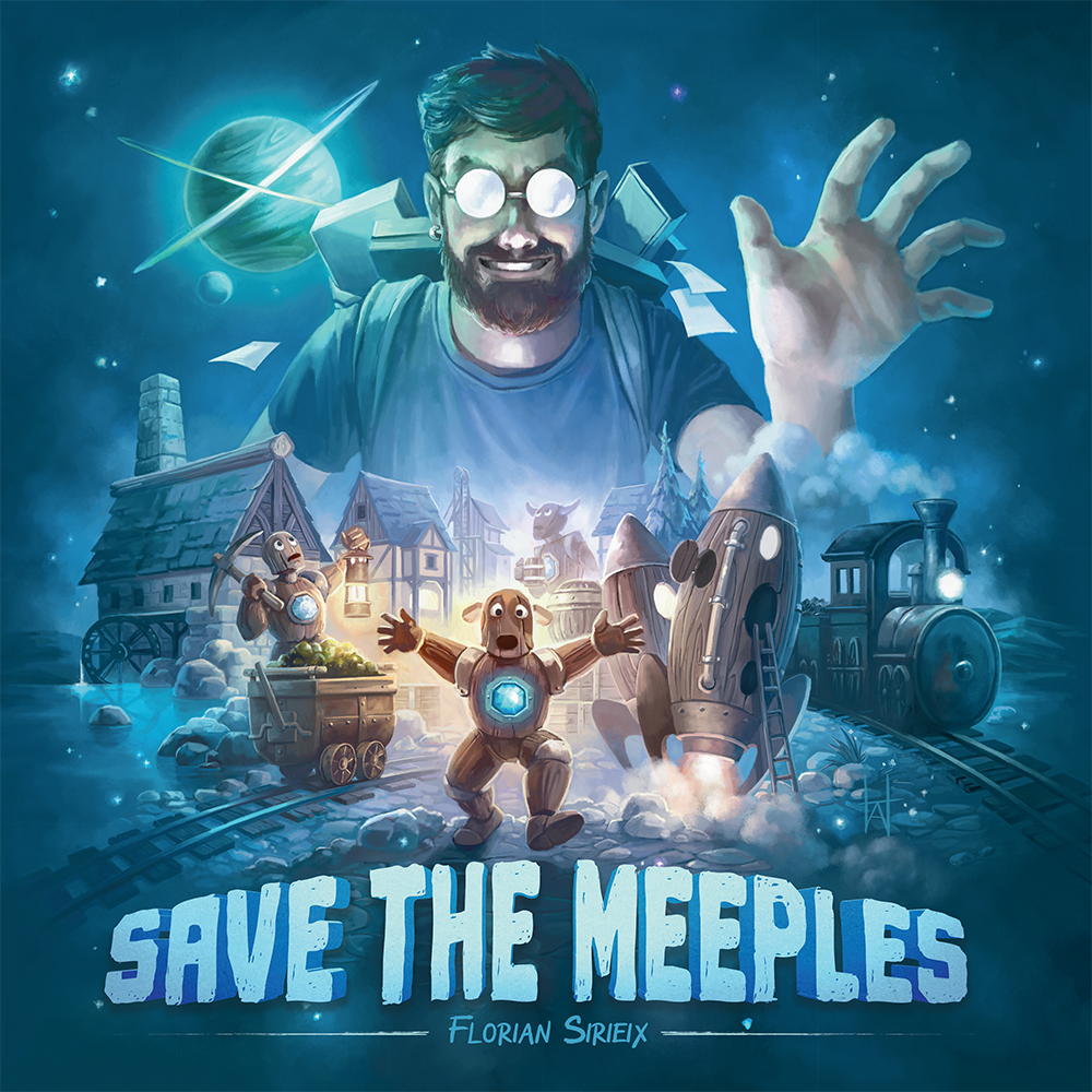 Save the Meeples (ML)