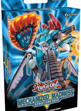 YGO Mechanized Madness Structure Deck