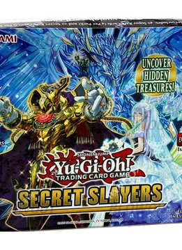 YGO Secret Slayers Booster Box