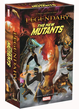 Marvel Legendary: New Mutants Exp.