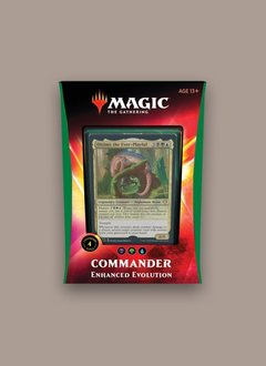 Commander Deck 2020: Enhanced Evolution