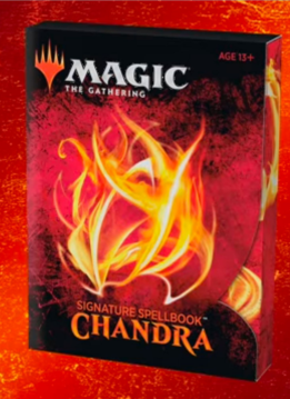 Signature Spellbook: Chandra (26 juin)