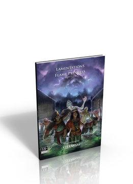 LAMENTATIONS OF THE FLAME PRINCESS - QELONG (FR)