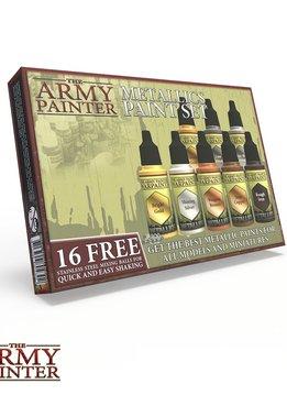 Warpaints: Metallic Paint Set