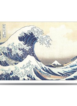 UP Playmat Fine Art - The Great Wave of Kanagawa