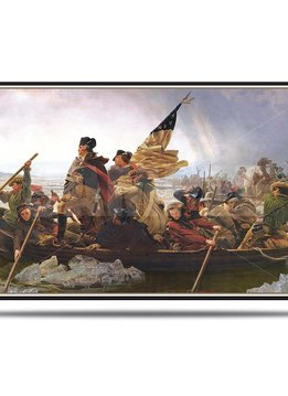 UP Playmat Fine Art - Washington Crossing the Delaware