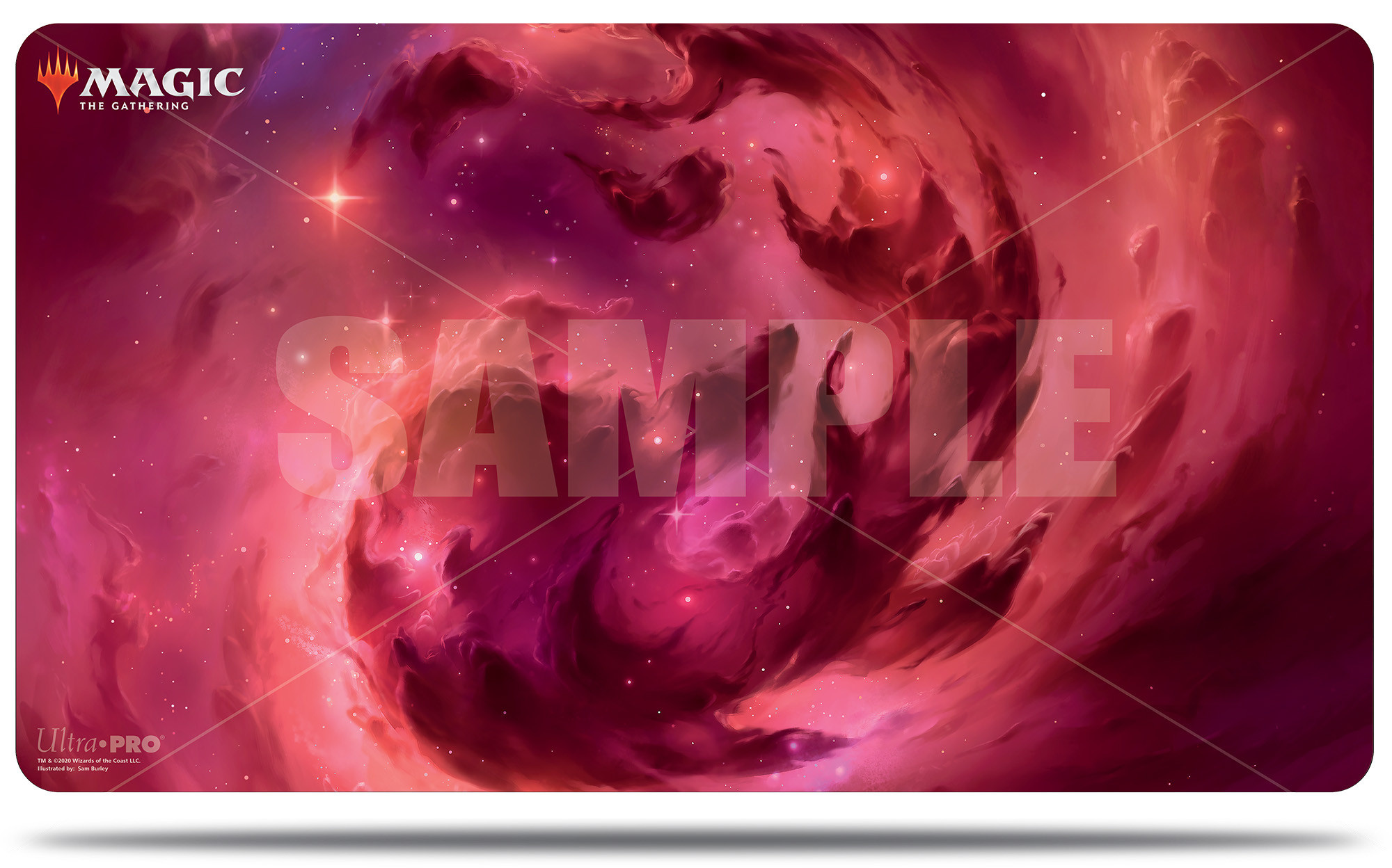 UP Playmat MTG - Celestial Mountain