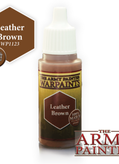 Warpaints: Leather Brown