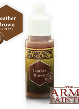 Warpaints: Leather Brown