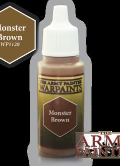 Warpaints: Monster Brown