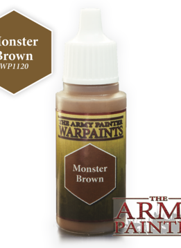 Warpaints: Monster Brown