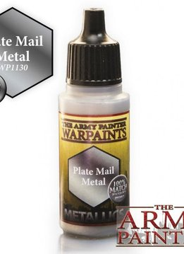 Warpaints: Plate Mail Metal