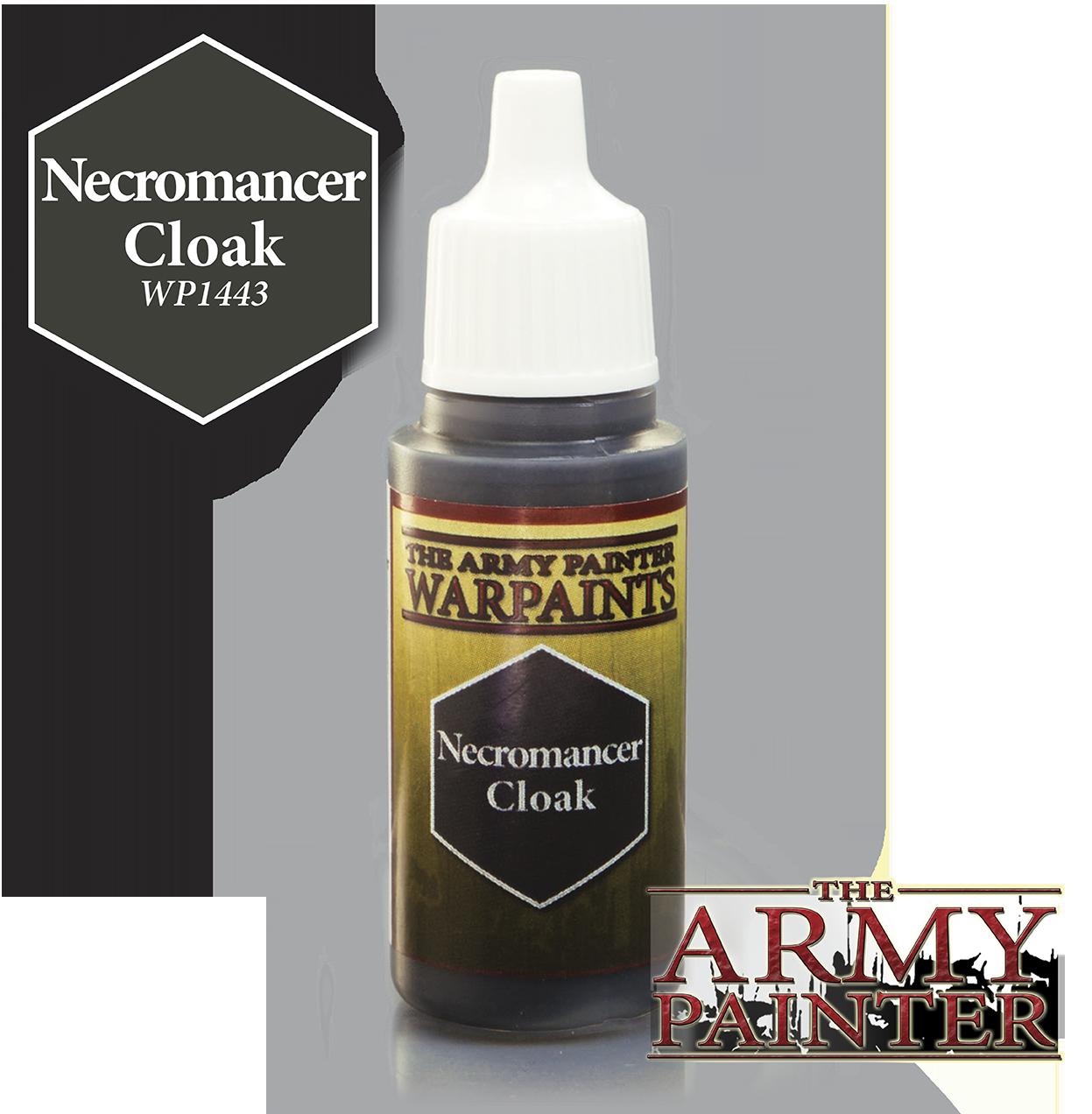 Warpaints: Necromancer Cloak