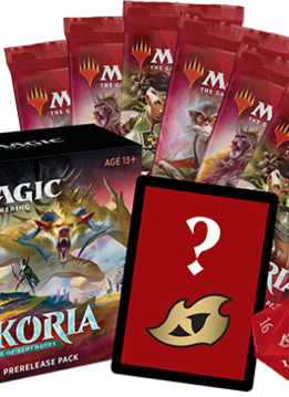 Ikoria - Prerelease at Home (15 mai) + 2 packs