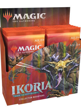 Ikoria Lair of Behemoths - Collector Booster Box