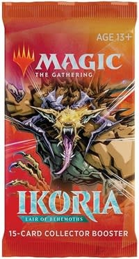 Ikoria - Collector Booster Pack