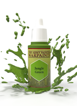 Warpaints: Jungle Green
