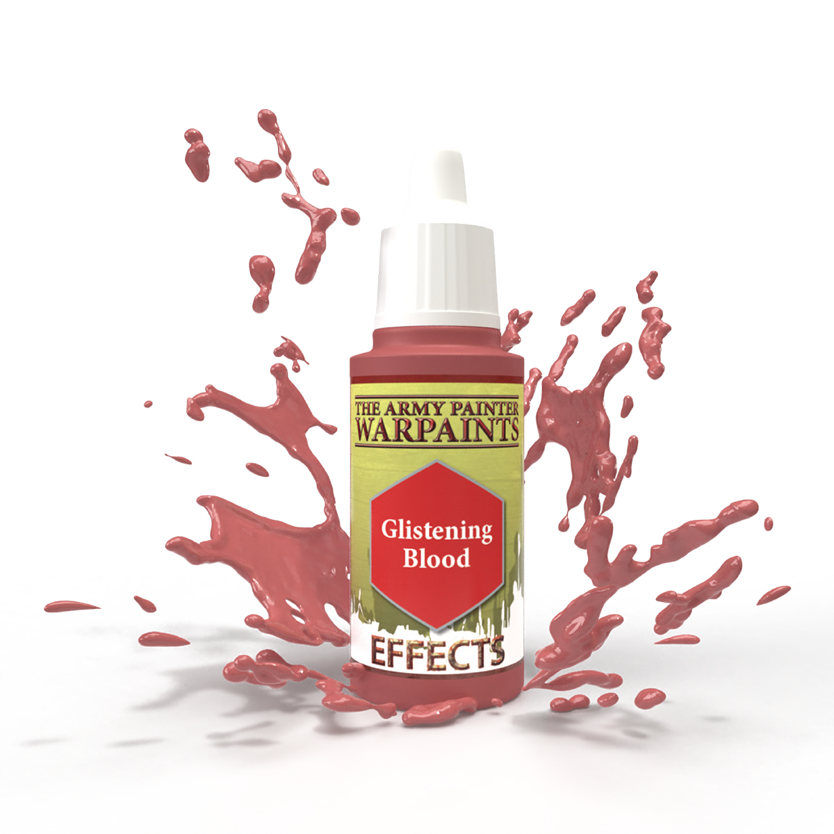Warpaints: Glistening Blood Effect