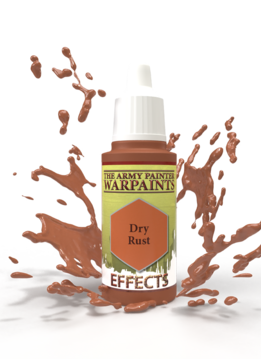 Warpaints: Dry Rust Effect