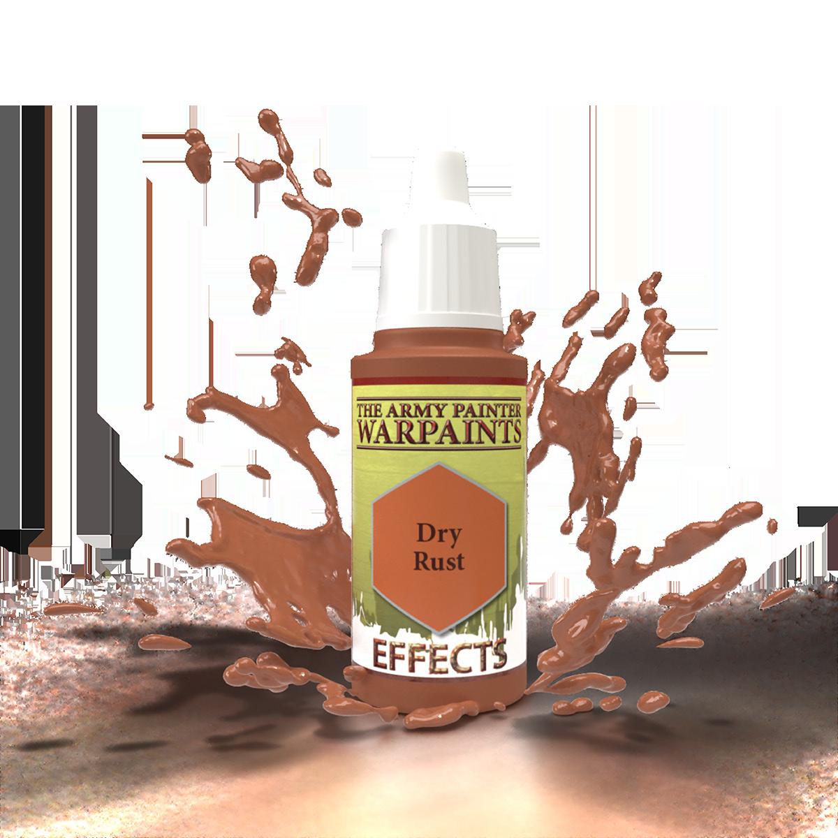 Warpaints: Dry Rust Effect