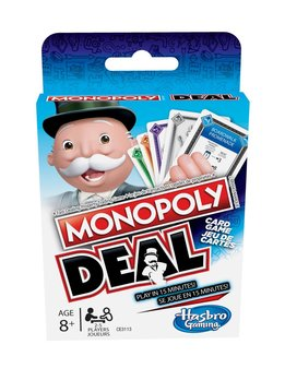 Monopoly Deal Jeu de Cartes (ML)