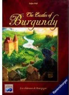 Castles of Burgundy (ML)