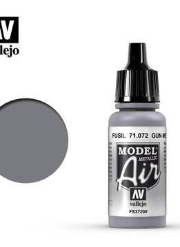 Vallejo Air Gunmetal 17ml