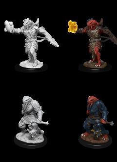 D&D Unpainted Minis: Male Dragonborn Paladin (WV11)