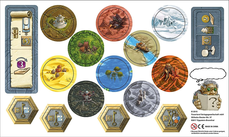 Terra Mystica: Mini Expansion 1 (ML)