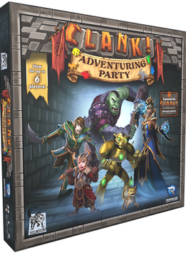 CLANK! Adventuring Party (15 Sept 20)
