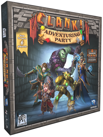 CLANK! Adventuring Party(15 Sept 20)