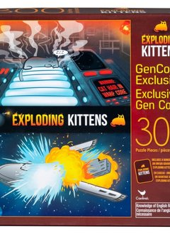 Puzzle: Exploding Kittens Gen Con Edition 300pc
