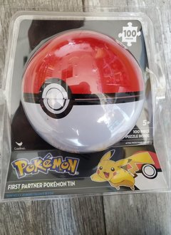 Pokemon Puzzle Tin 100pc