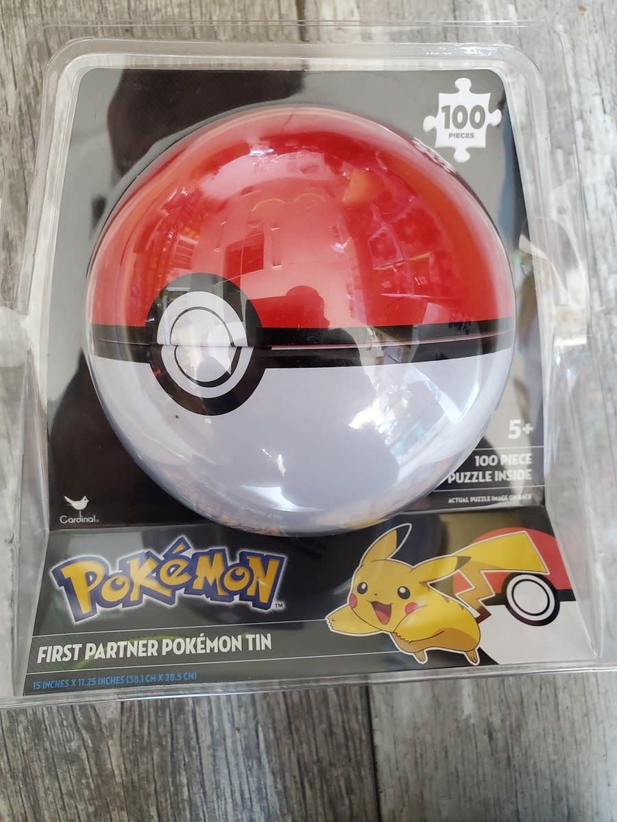 Pokemon Puzzle Tin 100pc